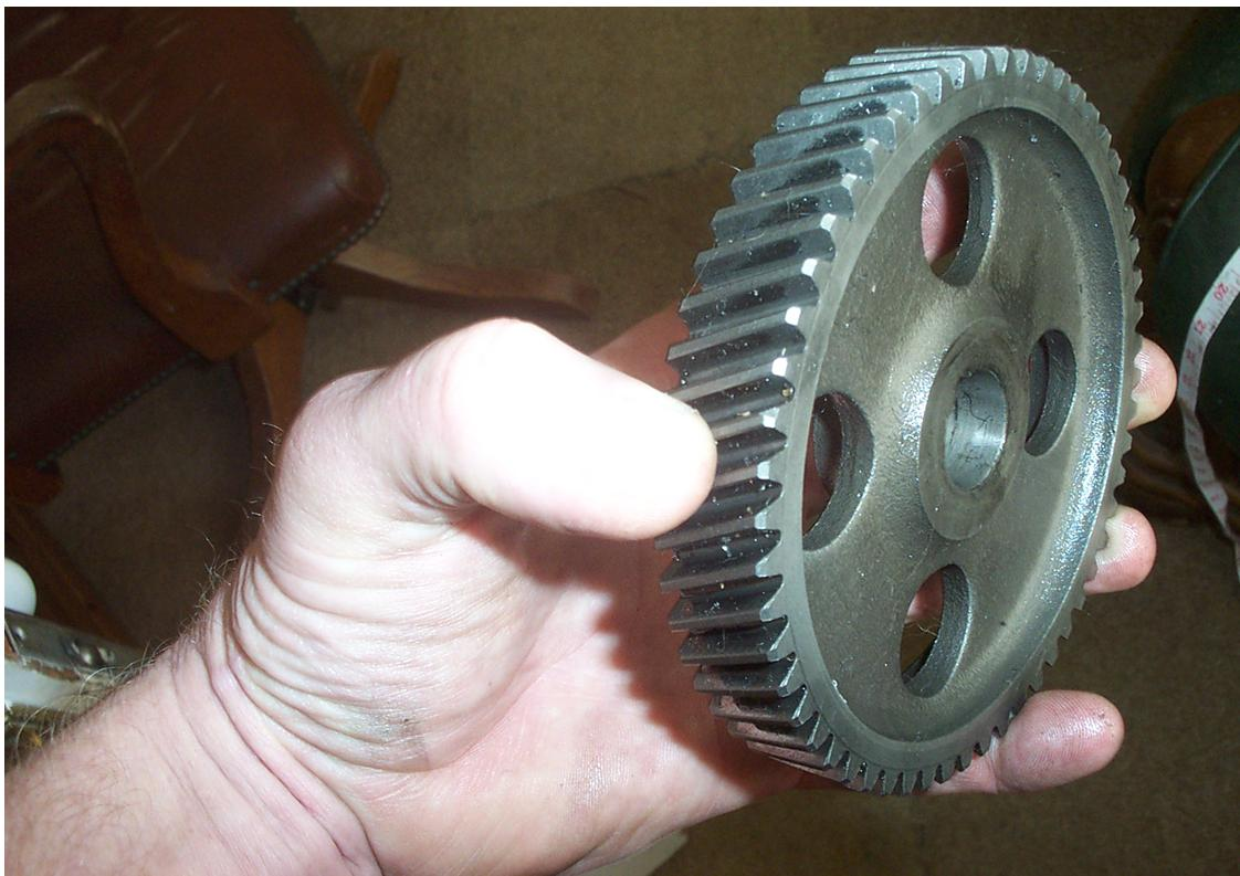 Cog Drive Gear Wheel