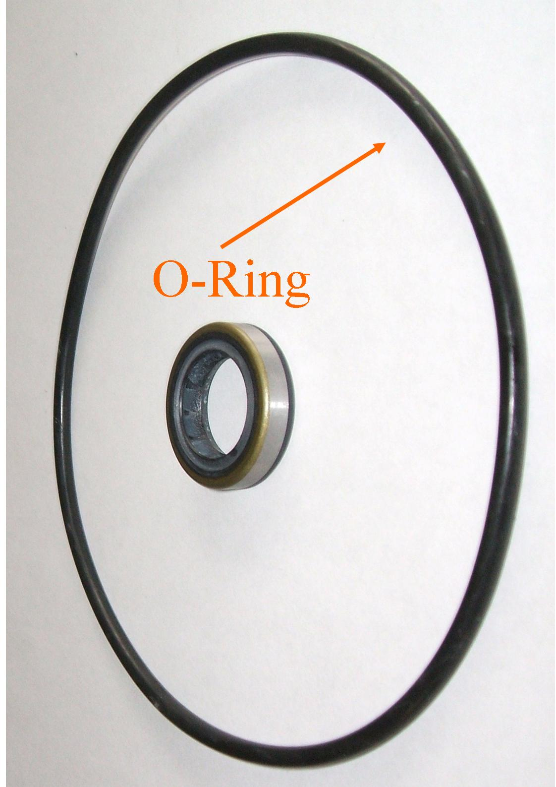 O-Ring Large Outer Front